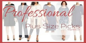 professional plus size