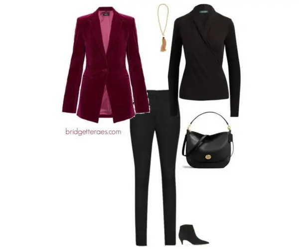 f81da4c4a77f Holiday Office Party Outfit Ideas - Bridgette Raes Style Expert