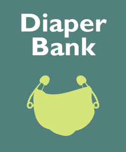 Pregnancy Helpline - Diaper Bank Icon