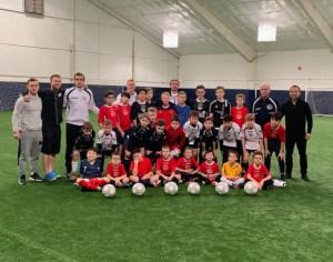 kids soccer nyc