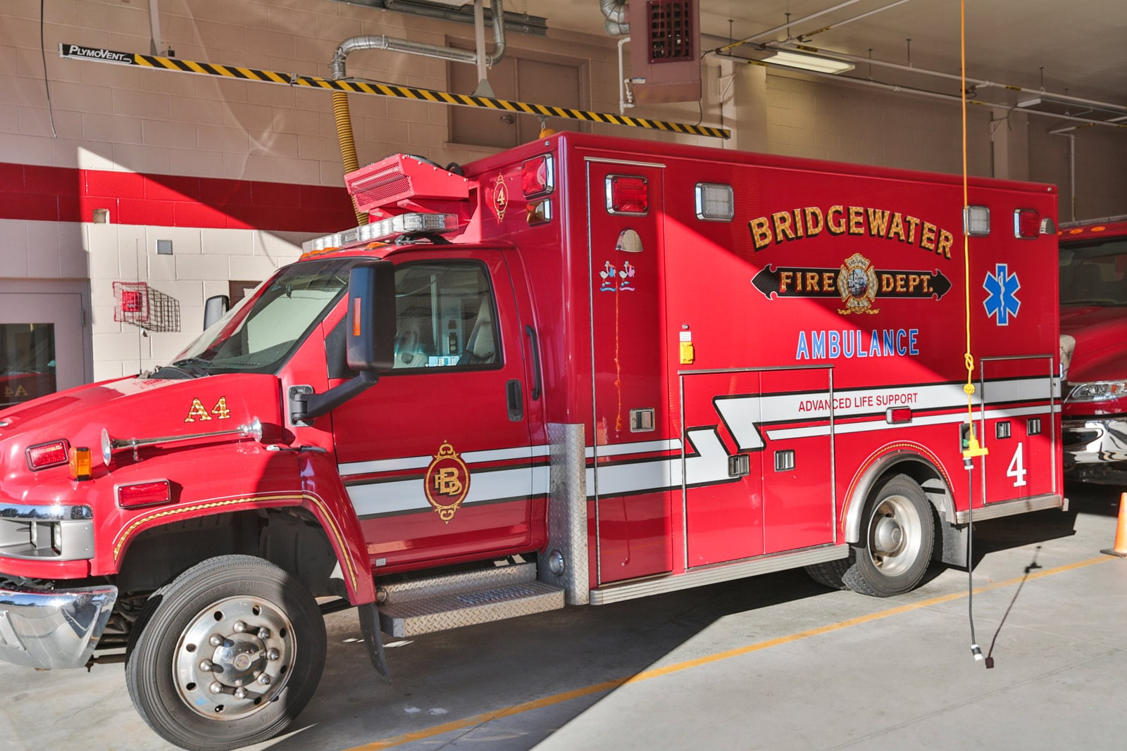 All Chevy chevy c4500 : Apparatus - Bridgewater Fire Department