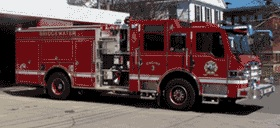 Engine 3 - 2008 Pierce Velocity Pumper