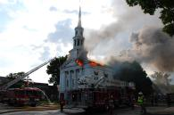 Middleboro Church Fire Tower 1 2