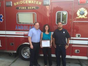 Bridgewater Fire Department to Bolster Fire Prevention Efforts with FM Global Grant