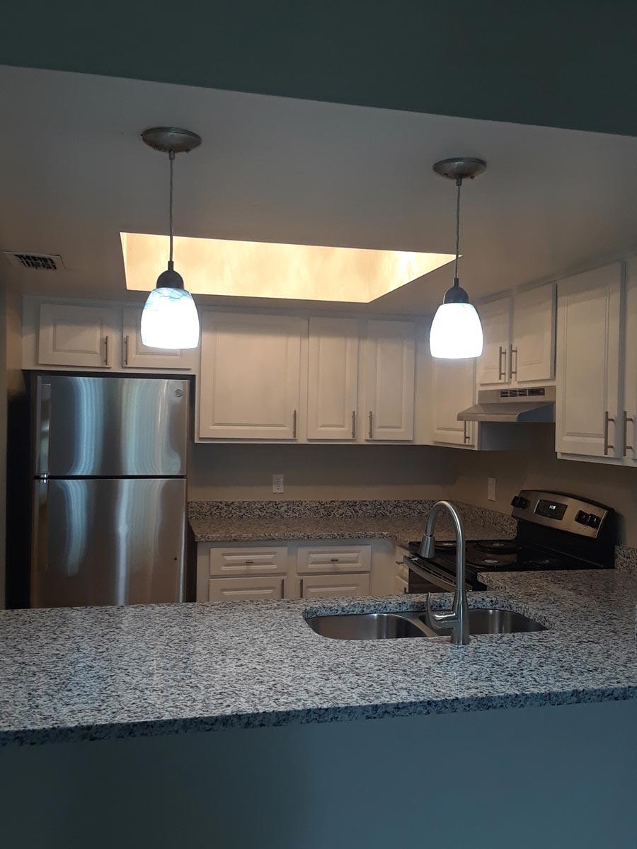 all modern kitchen appliances