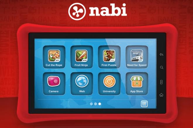 Nabi Tablet  BridgingApps