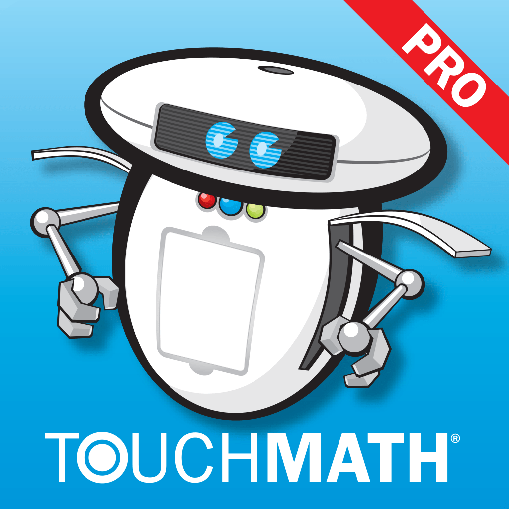 Touchmath Flash Cards Images