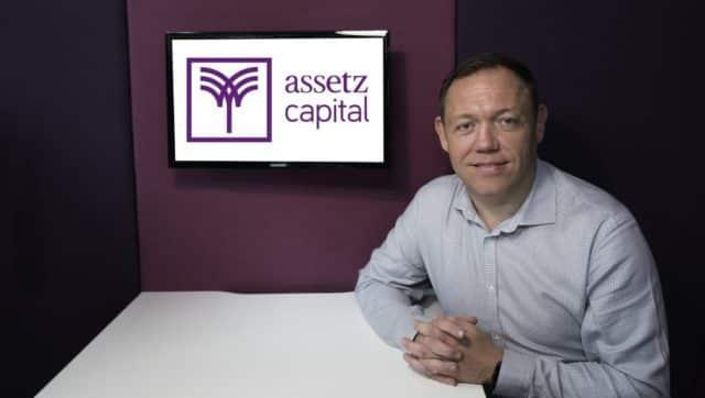Damien Druce, Assetz Capital