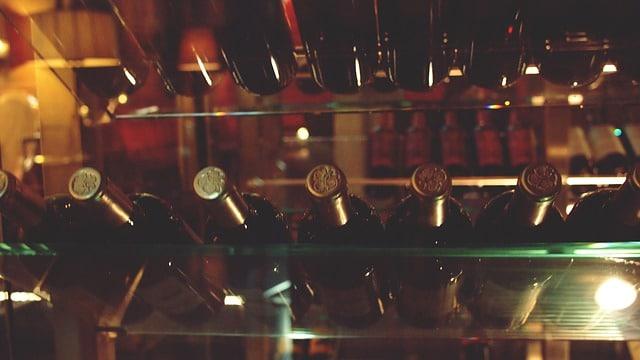wine cellar blockchain