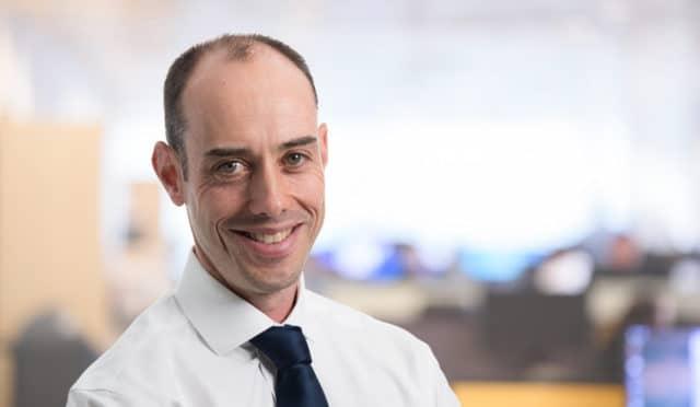 Gavin Diamond, Commercial Director - Bridging, United Trust Bank
