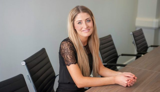 Annaliese Melvin, Business Development Manager, Apex Bridging
