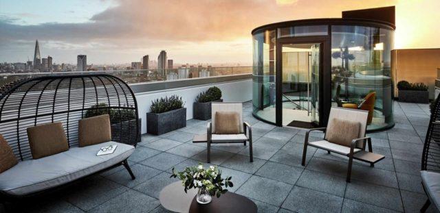 Aspen Bridging penthouse
