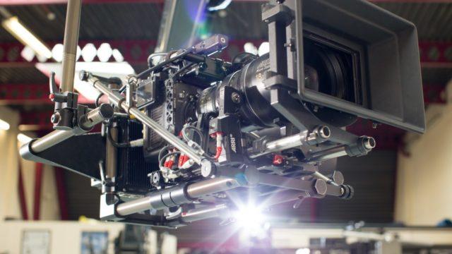Camera On Crane -Procam Take 2
