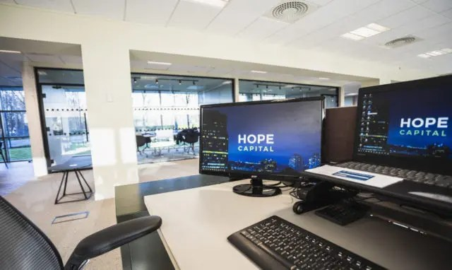 Hope capital office