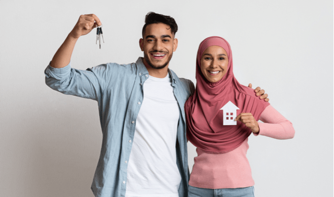 bridging loans muslim couple