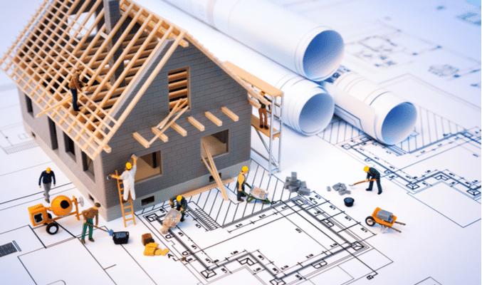 self build property