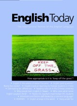cover english today 32 1