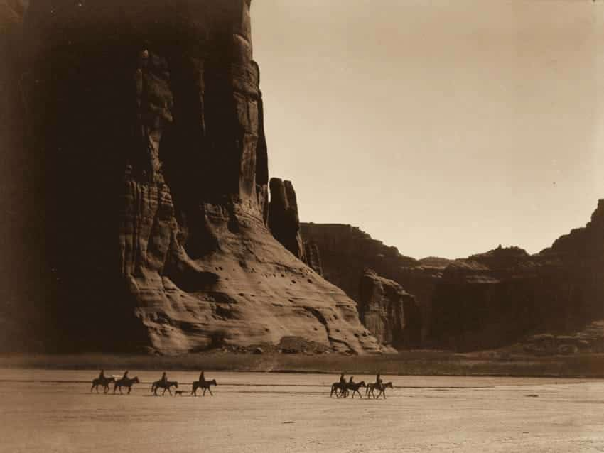 Edward S. Curtis/Library of Congress