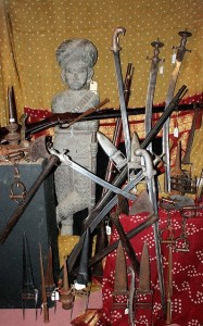 Antique Indian Weapons