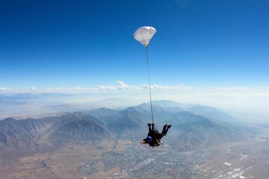 Skydive Utah