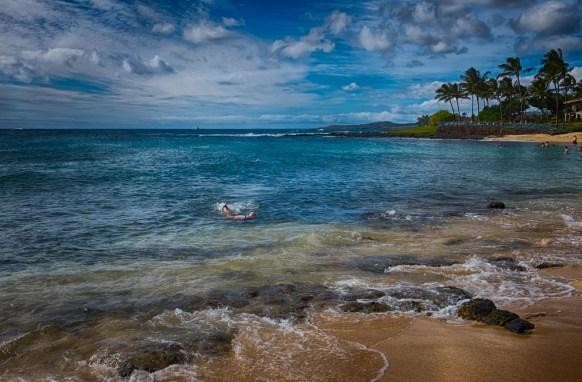 Poʻipū Snorkeling