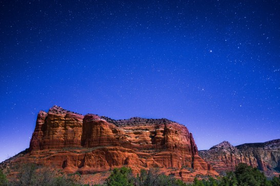 Sedona Night Skies