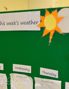 Pre  classroom weather display fellowes saturn laminator ideas  giveaway also rh briebrieblooms