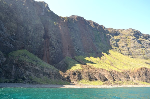 Na Pali Coast Snorkel Tour Hanalei Bay Hawaii Family Travel - Brie Blooms
