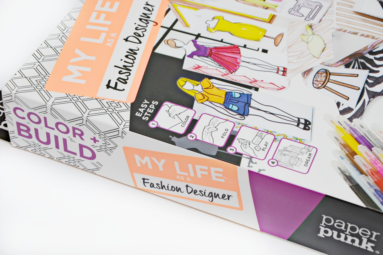 Summer Fun Paper Punk Art Kits