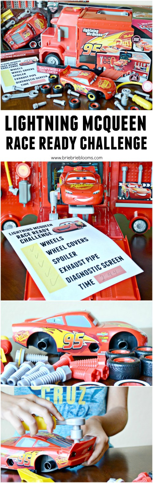 small resolution of see how quickly you can get lightning mcqueen race ready with a free printable lightning mcqueen