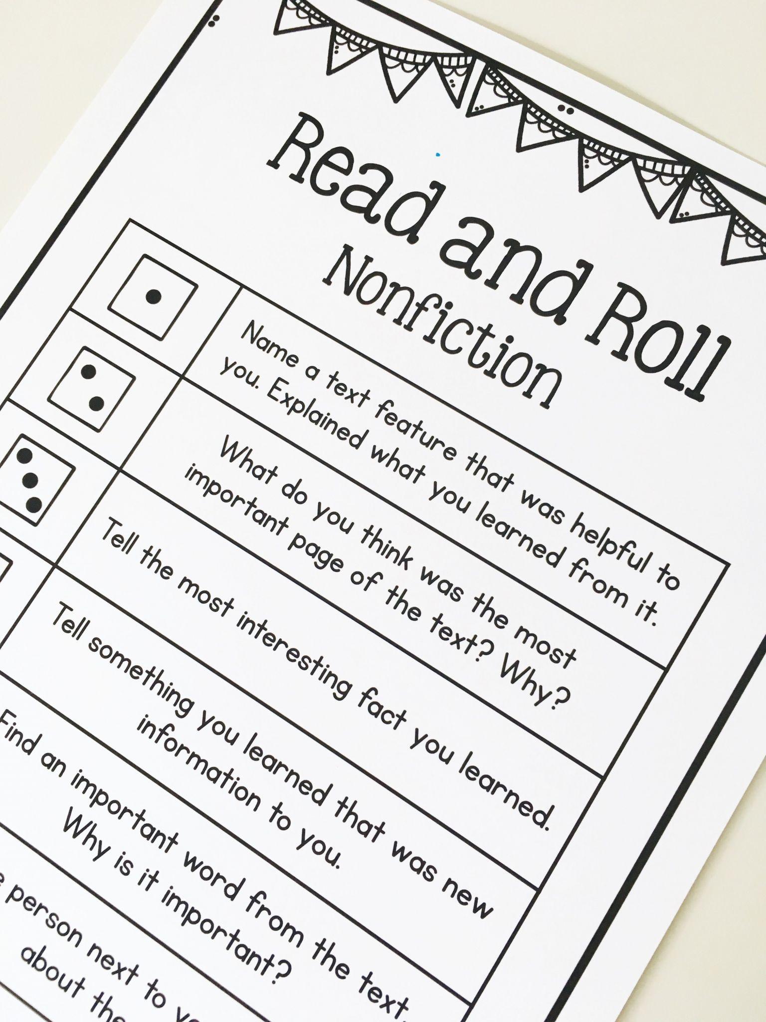 1st Grade Readiness Worksheet