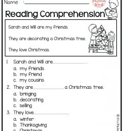 3rd Grade Reading Worksheets Multiple Choice   Printable Worksheets and  Activities for Teachers [ 2048 x 1583 Pixel ]
