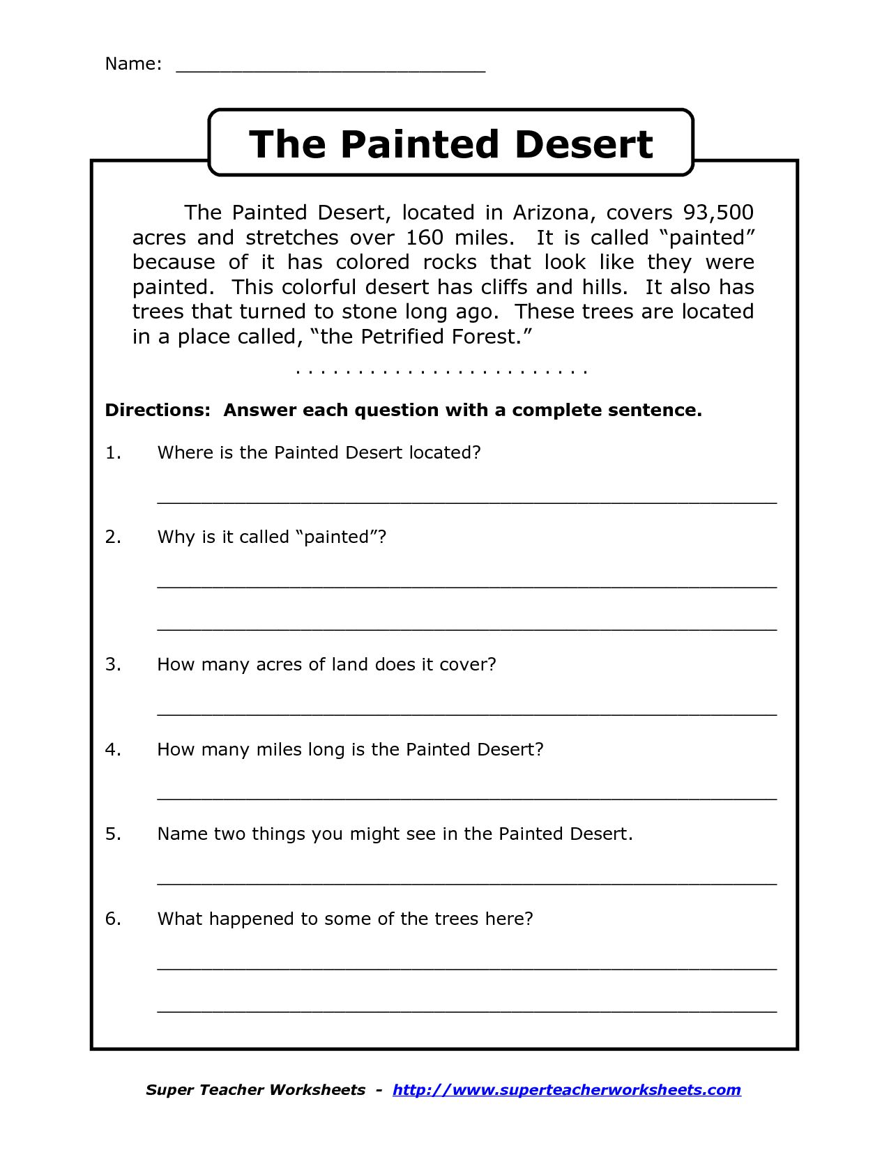 4th Grade Paragraph Writing Worksheet