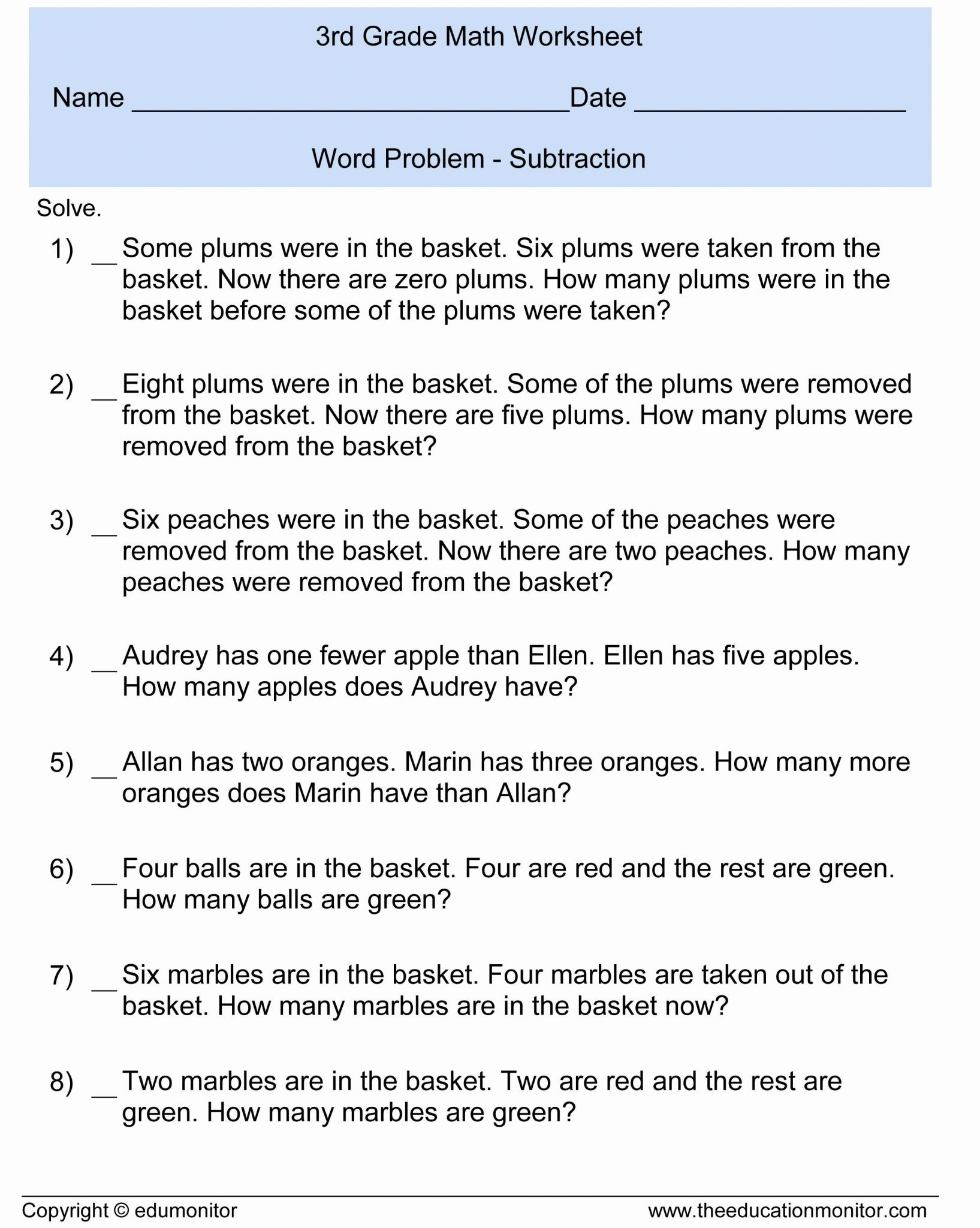 hight resolution of Estimate Quotient 4th Grade Math Worksheets   Printable Worksheets and  Activities for Teachers