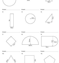 Geomery Volume 6th Grade Worksheets   Printable Worksheets and Activities  for Teachers [ 2018 x 1425 Pixel ]