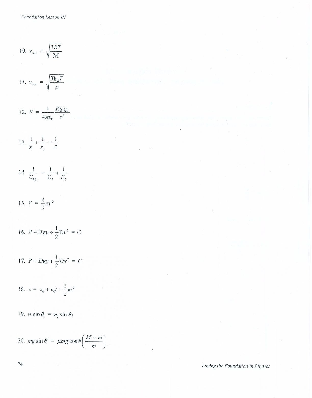 Math Worksheet For 3rd Grade With Answer Key