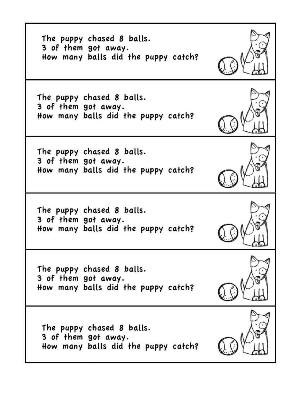 medium resolution of Application Math Word Problems Worksheets   Printable Worksheets and  Activities for Teachers