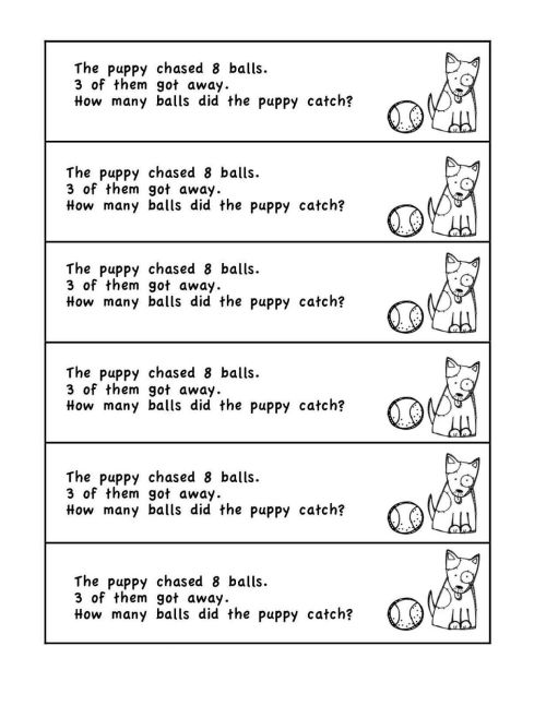 small resolution of Application Math Word Problems Worksheets   Printable Worksheets and  Activities for Teachers