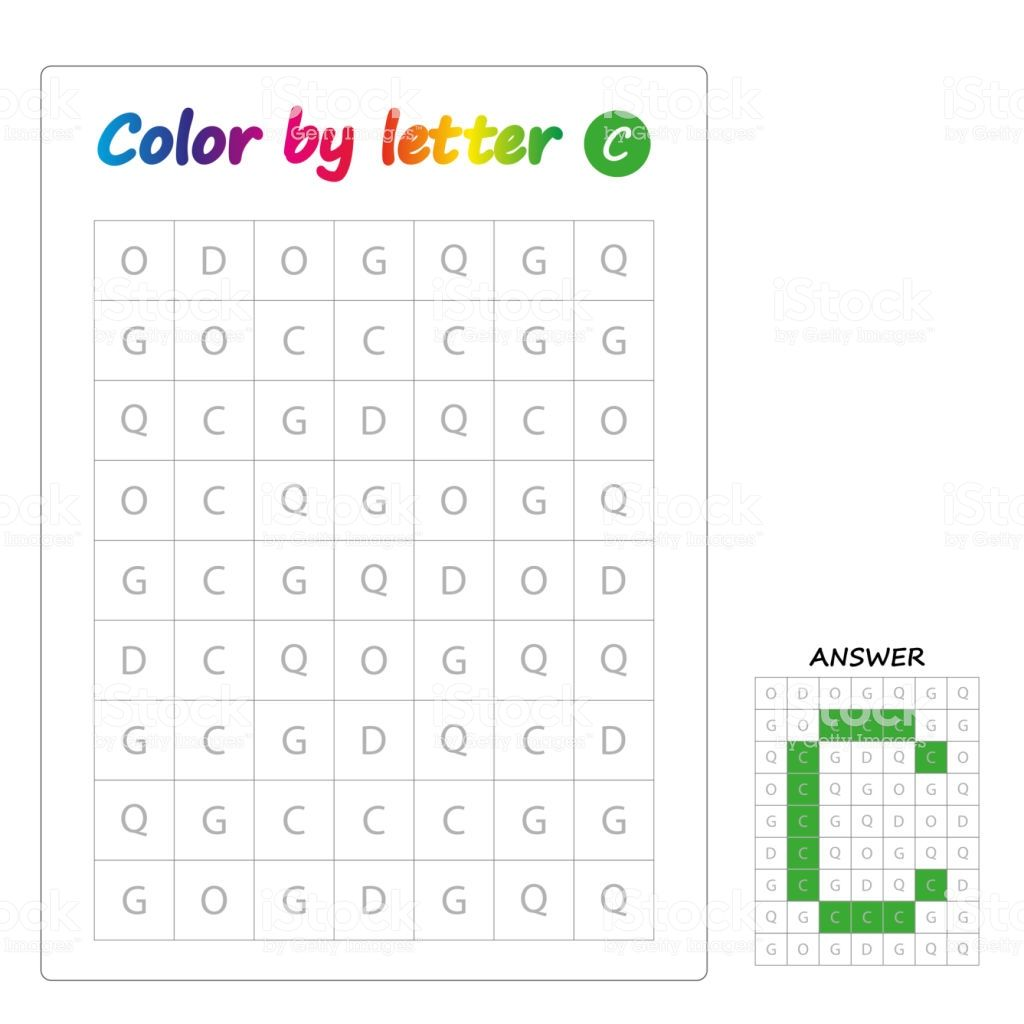 Abc Worksheets For Kindergarten