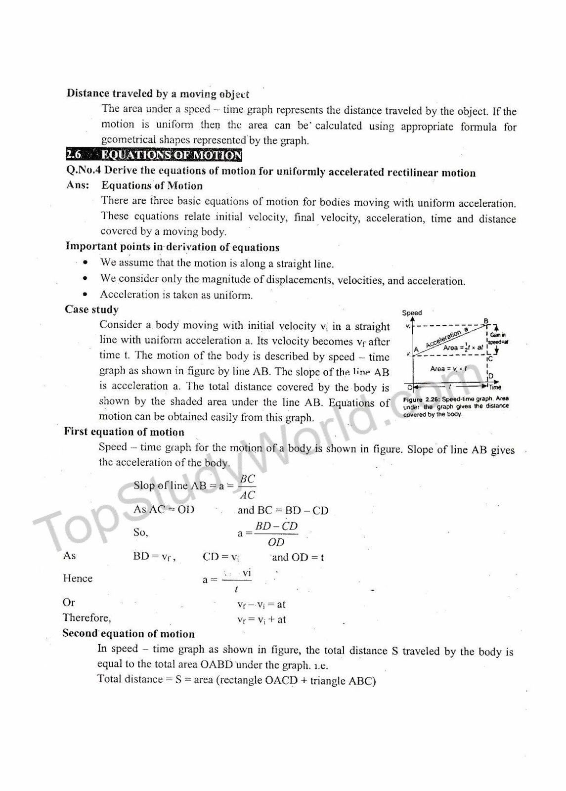 Acceleration Calculations Worksheet Answers
