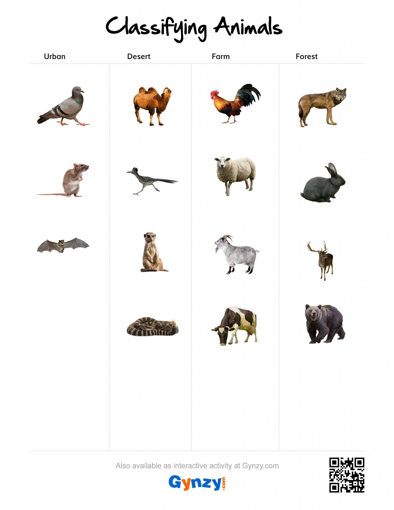 Animal Farm Worksheets