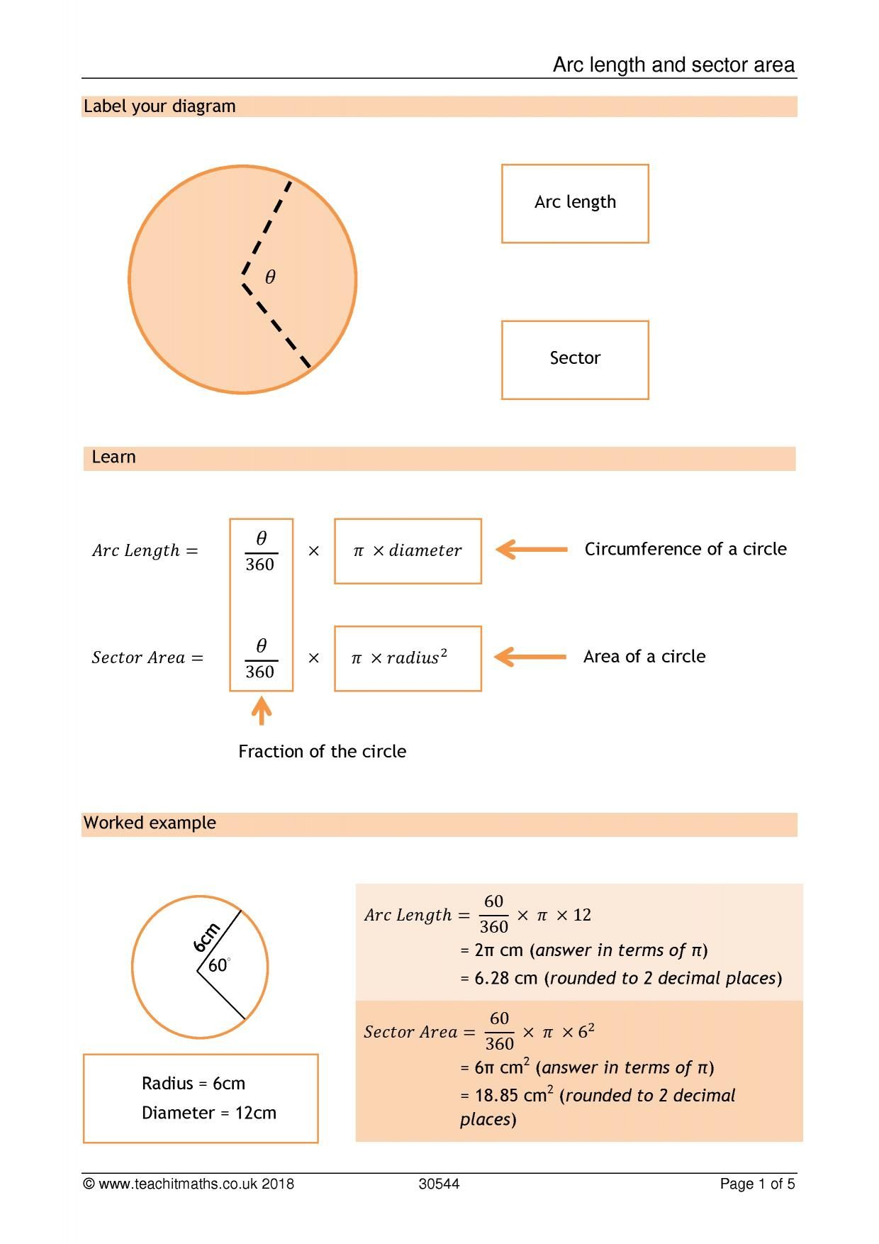 hight resolution of Circles And Circumference Worksheets   Printable Worksheets and Activities  for Teachers