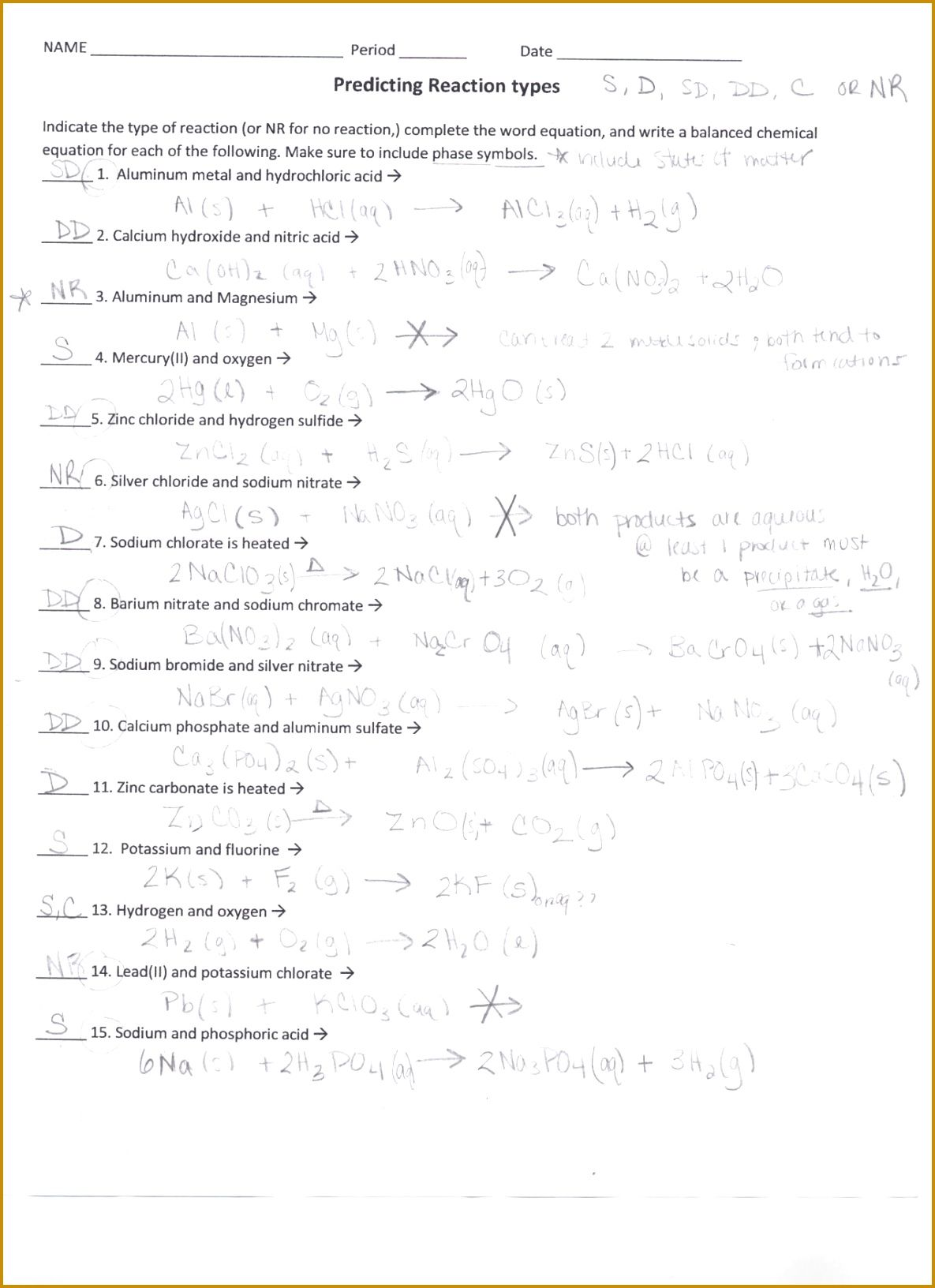 Nuclear Decay Worksheet 2 Answer Key