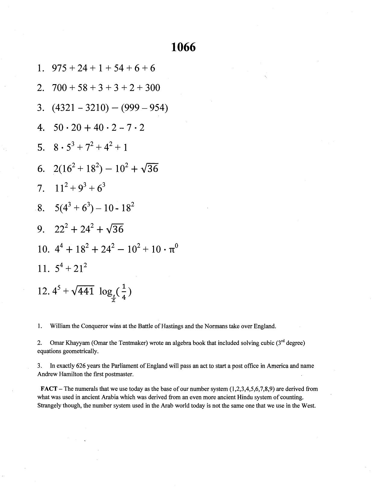 Can You Decipher The Quotation Math Worksheet Answers