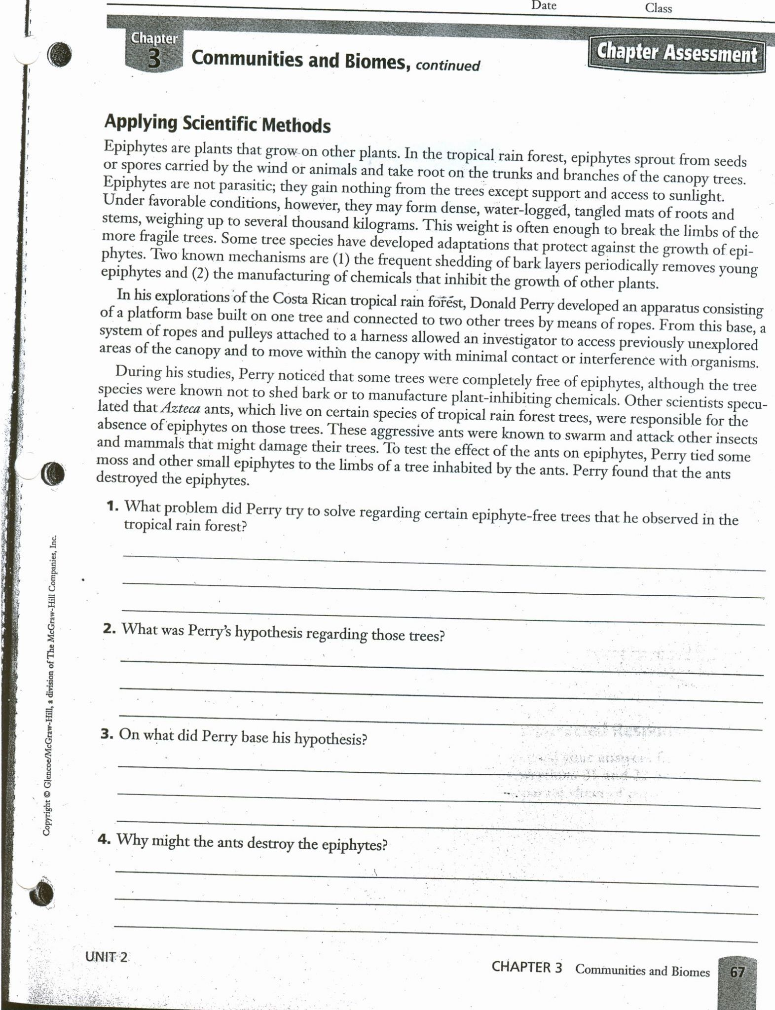 Changing The Constitution Worksheet Answers