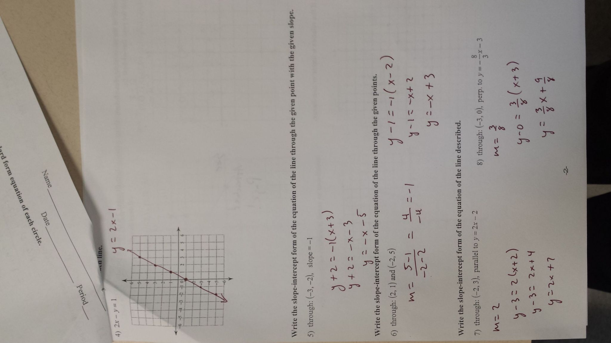 Characteristics Of Quadratic Functions Worksheet Answers