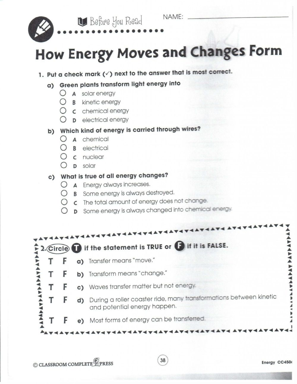 medium resolution of Classifying Matter Worksheet 8th Grade   Printable Worksheets and  Activities for Teachers