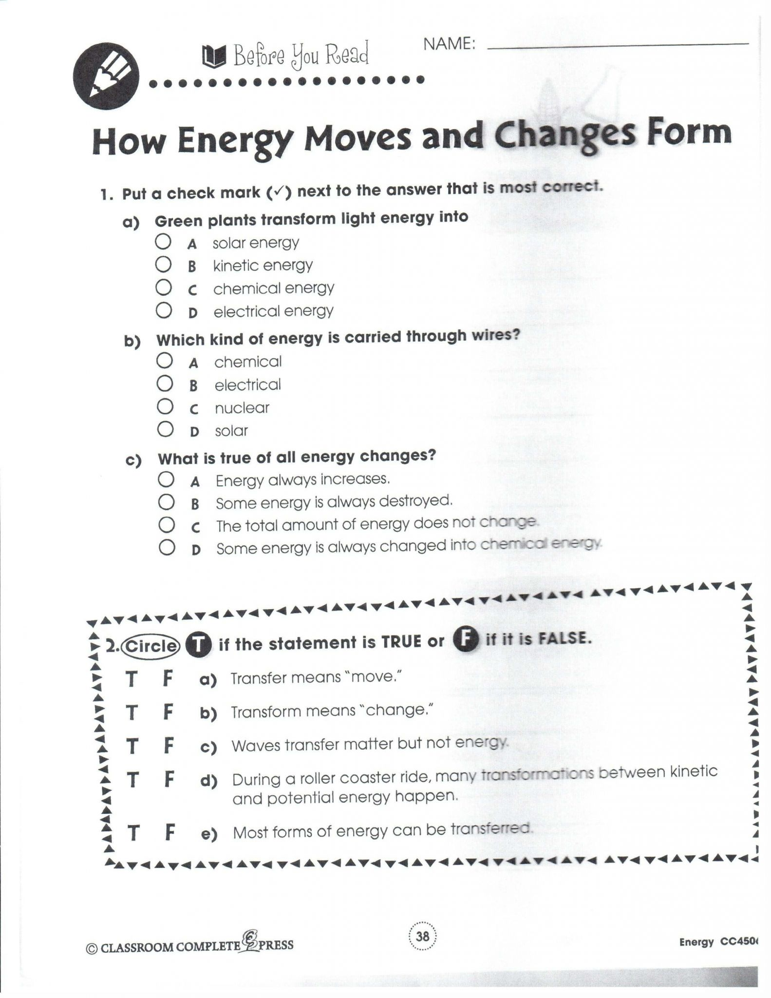 hight resolution of Classifying Matter Worksheet 8th Grade   Printable Worksheets and  Activities for Teachers