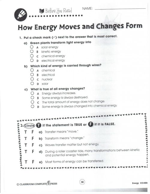 small resolution of Classifying Matter Worksheet 8th Grade   Printable Worksheets and  Activities for Teachers