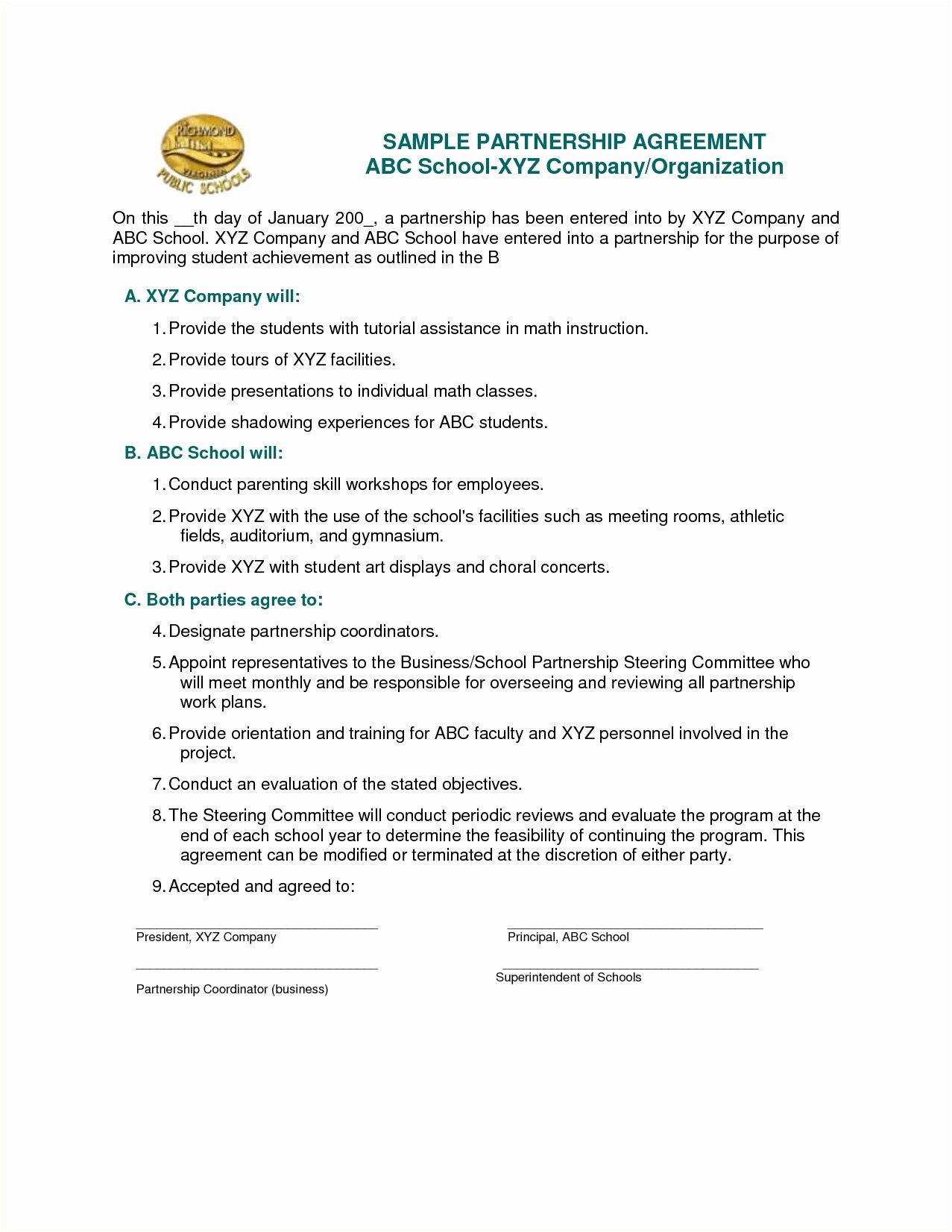 Co Parenting Worksheets